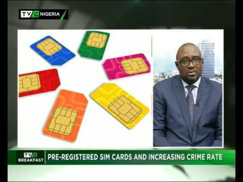 TVC Breakfast August 4th | Pre-registered sim cards and rising crime rate