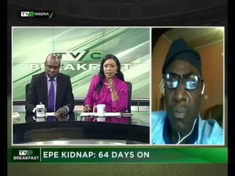 TVC Breakfast July 28th | Epe kidnap : 64 days on