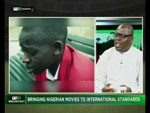 TVC Breakfast July 28th | Bringing Nigerian Movies To International Standard