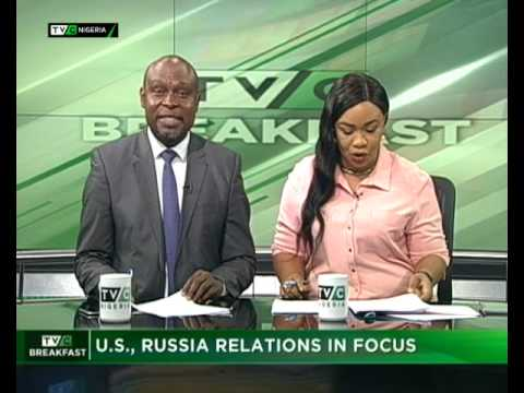 TVC Breakfast July 27th | U.S. Russia Relations In Focus