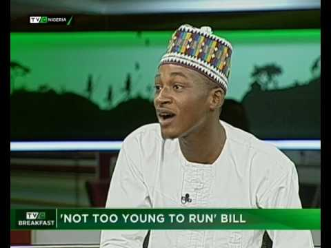 TVC Breakfast 25th July 2017 | Not Too Young To Rule Bill