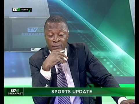 TVC Breakfast 25th July 2017 | Sports Updates with Tony Urhobo
