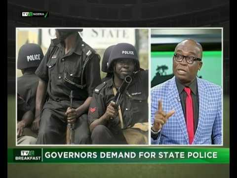 TVC Breakfast July 24th | Governors' demand for state police