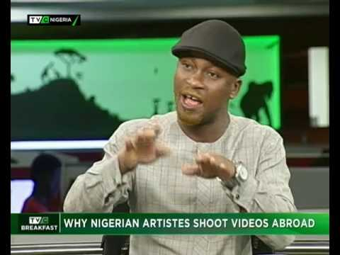 TVC Breakfast 21st July 2017 |   Why Nigerian artistes Shoot Abroad