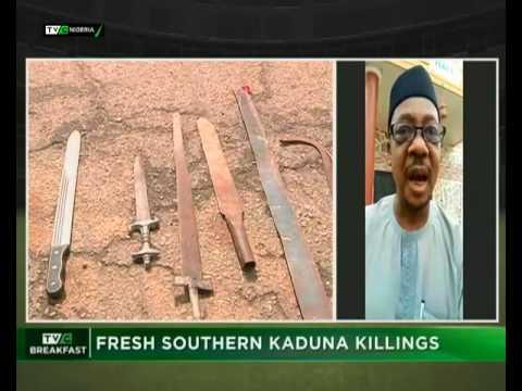 TVC Breakfast July 20th | Southern Kaduna killings