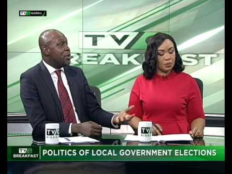 TVC Breakfast July 20th | Politics of Local Government elections