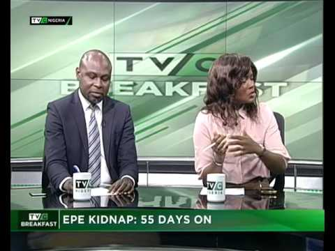 TVC Breakfast July 19th | Epe School Kidnap : 55 Days on