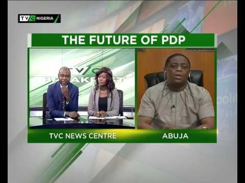 TVC Breakfast 18th July 2017 | Femi Fani-Kayode speaks on the Future of PDP