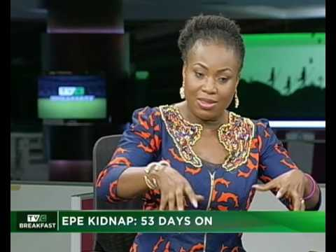 TVC Breakfast 17th July 2017 | 53rd Day of Epe Kidnapping