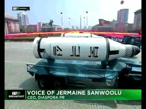 TVC Breakfast July 12th | North Korea threatens nuclear war
