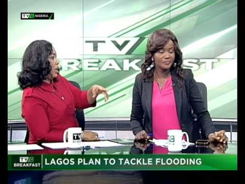 TVC Breakfast July 12th | Lagos plan to tackle flooding