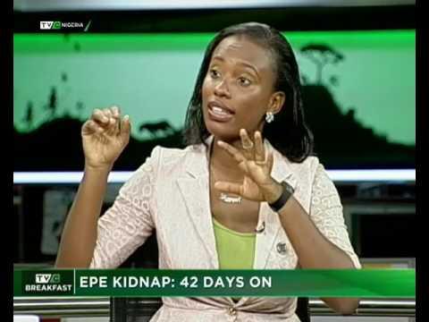 TVC Breakfast 6th July 2017 | Sharon Ijasan speaks on 42nd days Epe Kidnap