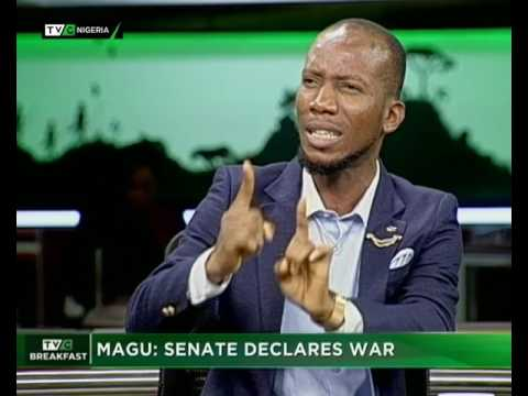 TVC Breakfast 6th July 2017 | Magu: Senate Declares War