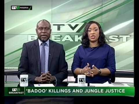TVC Breakfast 5th July, 2017 : 'Badoo' killing and Jungle Justice