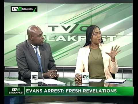 TVC Breakfast 27th June 2017   Evans Arrest : Fresh Revelations
