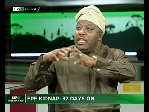 TVC Breakfast June 26th | Epe Kidnap : 32 days on