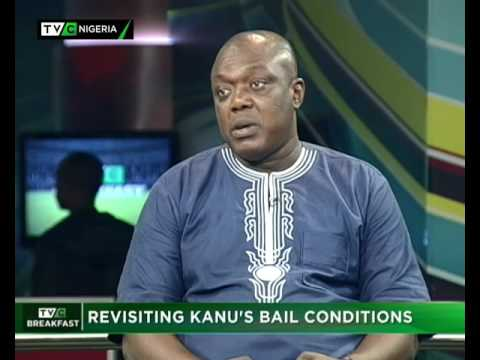 TVC Breakfast June 26th | Revisiting Nnamdi Kanu's bail conditions