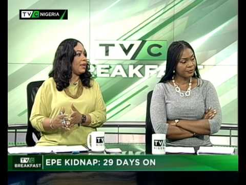 TVC Breakfast 23rd June 2017 | Epe Kidnap: 29 Days On
