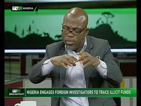 TVC Breakfast 21st June 2017   FG engages Global Investigation Agency to trace illicit funds