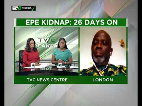 TVC Breakfast 20th June 2017 | Epe Kidnap: 26 Days On