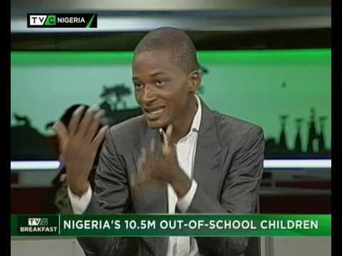 Nigeria's 10.5M out-of-school children
