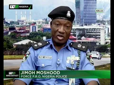 Rising spate of kidnapping in Nigeria with Police P.R.O Jimoh Moshood, Onah Ekhomu