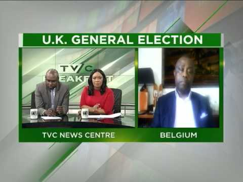 TVC Breakfast 9th June 2017 | Collins Nweke shares views on UK General Election