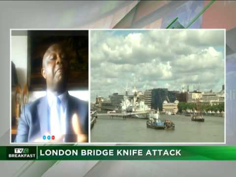 TVC Breakfast th June 2017 | Collins Nweke speaks on London Bridge Attack
