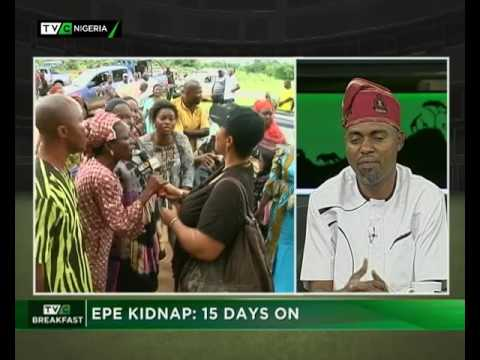 Epe Kidnap: 18 Days on