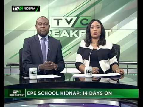 TVC Breakfast 8th June 2017 | Epe school kidnap : 14 days on