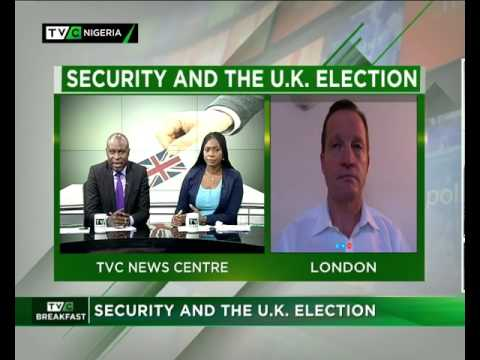 TVC Breakfast 7th June 2017 | Security and the U.K. election