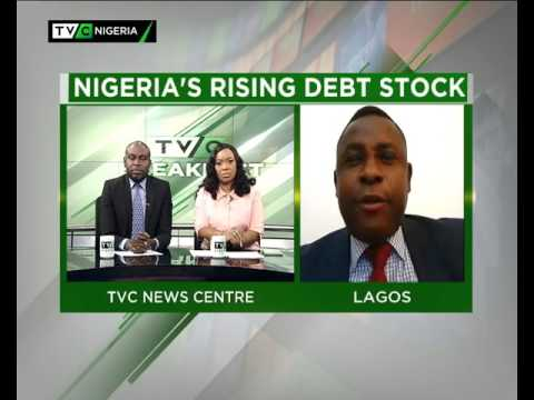 TVC Breakfast 26th May, 2017 |  Nigeria's rising Debt Stock