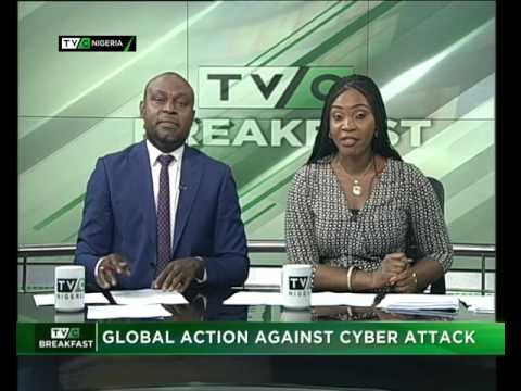 TVC Breakfast | Global action against cyber attack
