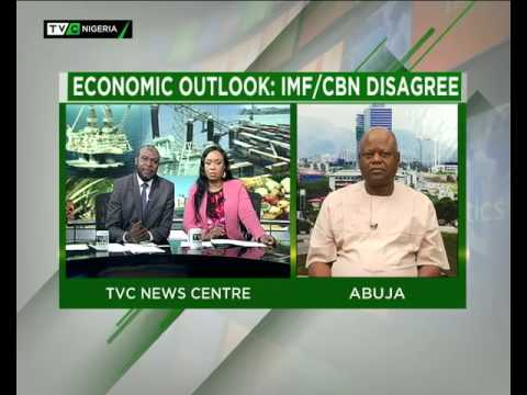 BFS | ECONOMIC OUTLOOK IMF CBN 11TH MAY 2017