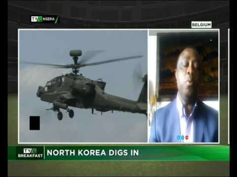Breakfast Show 1st May | North Korea Digs In