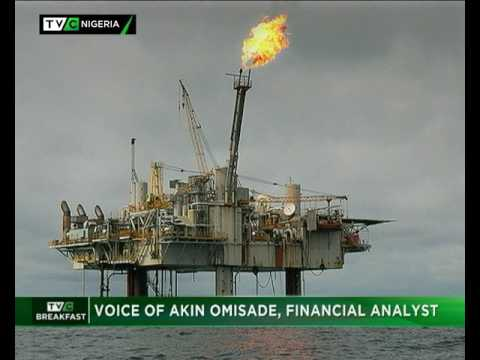 Nigeria's rising external reserves