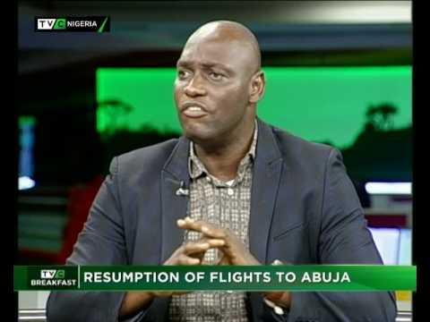 Resumption of flights to Abuja