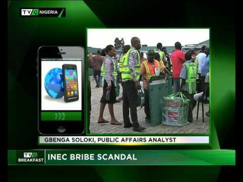 Breakfast Show INEC BRIBE SCANDAL