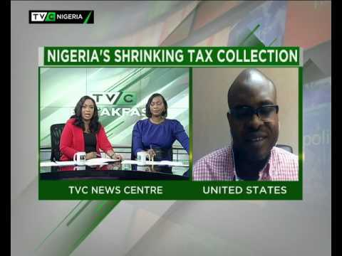 Nigeria's shrinking Tax Collection