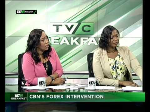 CBN's Forex Intervention