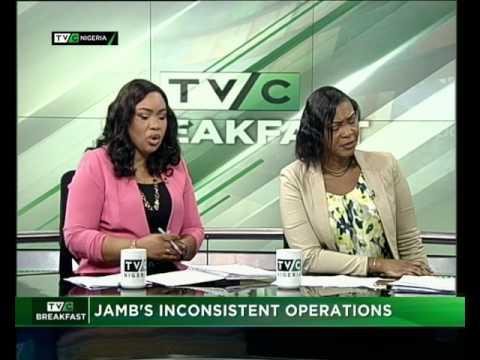 JAMB's inconsistent Operation