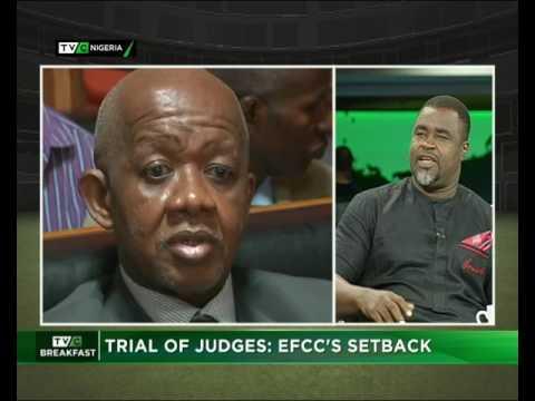Trial of Judges: EFCC Setback