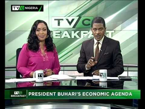 TVC Breakfast | Buhari Economic Agenda | April 6, 2017