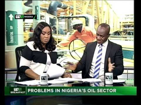 Problems in Nigeria's oil sector