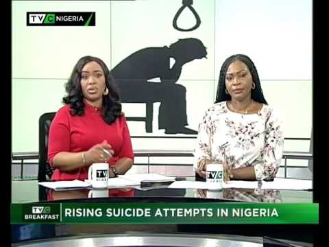 Talk Time  Rising suicide attempt in Nigeria  TVC News