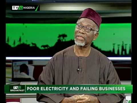 Talk Time | Poor electricity and failing businesses | TVC News