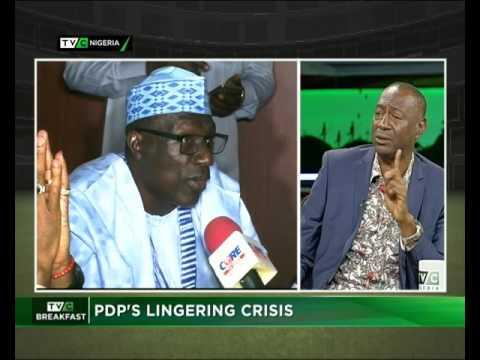 PDP Lingering Crisis