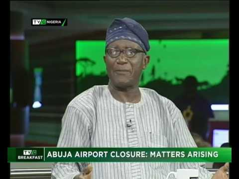 BFS BIG STORY | Abuja Airport Closure| March 16, 2017
