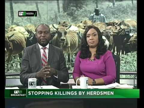 Stopping killings by Herdsmen