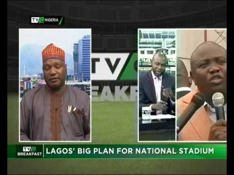 TVC Breakfast  Lagos Big Plan National Stadium   March 3 2017